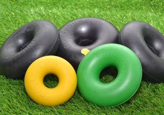 5 different goughnut chew toys we tested and reviewed to find the best