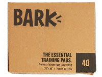 Bark XXL training pads winner of best giant pee pads for dogs