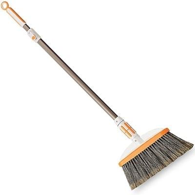 Bissel Pet Hair Broom – Winner of best all-around broom for removing dog hair from floors