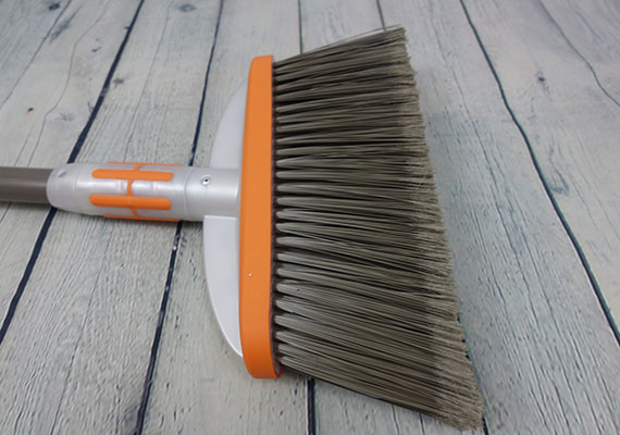 Bissel pet hair broom nylon bristles