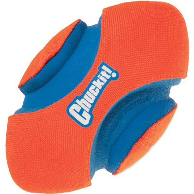 Chuckit! Fumble Fetch best easy-grip football for dogs
