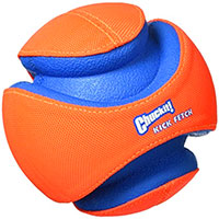 Chuckit Kick Fetch Best Foam Dog Soccer Ball For Fetch