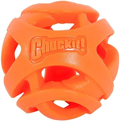 Chuckit! Breathe Right - Best fetch ball for small, flat-faced dogs