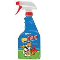 Davis Perfect Pet Go Here Attractant potty training spray bottle