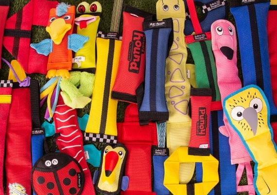 Fire Hose Dog Toys ready to be tested and reviewed to find the best