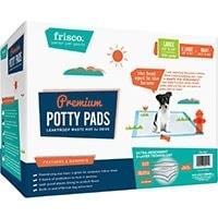 Frisco Training & Potty Pads Best Budget Dog Pee Pads winner