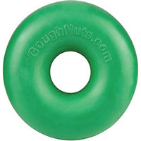 Goughnuts Medium Top Pick Best Dog Chew Toy For Small Aggressive Chewers