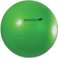 Horsemans Pride Inflatable Jolly Mega Ball Top Pick - Largest Herding Ball