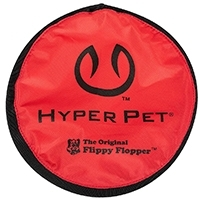 Hyper Pet Flippy Flopper Best Frisbee Dog Toy
