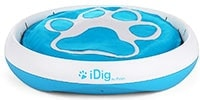Idig by iFetch digging toy for dogs