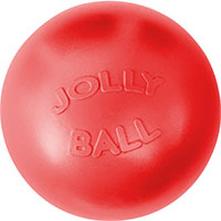 Jolly Pets Push n Play Best Herding Ball Dog Toy