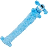 Multipet Loofa Dog Top Pick Best Plush Toy For Large Dogs