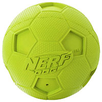 Nerf Dog Soccer Squeak Ball Top Pick - Best squeaky soccer ball