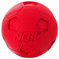 Nerf Soccer Squeak - Best Squeaky Dog Soccer Ball