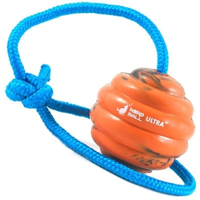 Nero Ball Ultra - Winner of the best indestructible reward toy for dogs