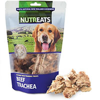 Nutreats New Zealand Freeze-Dried Beef Trachea Treats