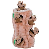 Outward Hound Hide-A-Squirrel best Plush Dog Toy