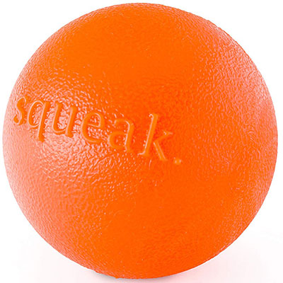 Planet Dog Orbee Tuff Squeak Ball Made In USA