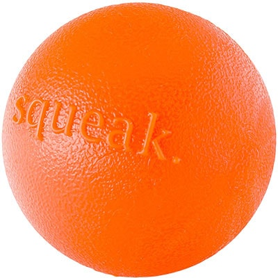 Planet DOg Orbee Tuff Squeak - Best Indestructible Squeak Toy