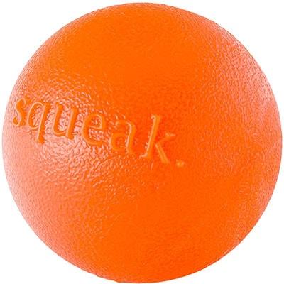 Planet Dog Orbee Tuff Squeak - Best indestructible squeak toy for dogs winner