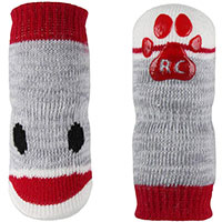 RC Pet Products dog socks with anti-slip grip