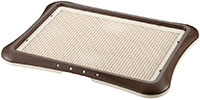 Richell Paw Trax Mesh Training Tray - Best Pee Pad Holder With Grate