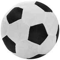 Soccer Ball Pillow Dog Toy Top Pick - Best Plush Dog Soccer Ball