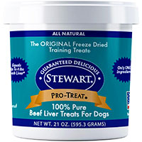 Stewart Pro-Treat Freeze Dried Dog Treats