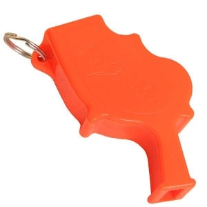 Storm Alert Safety Whistle - Winner of loudest dog whistle category